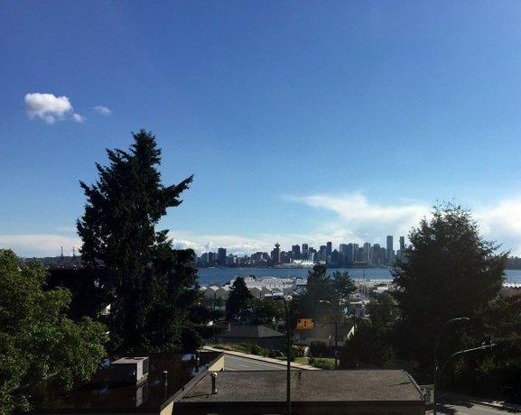 Fantastic city view