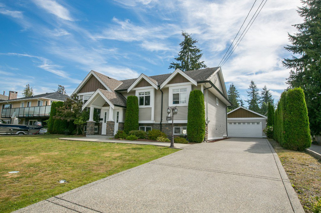 Main Photo: 691 FIRDALE Street in Coquitlam: Central Coquitlam House for sale : MLS®# R2101344