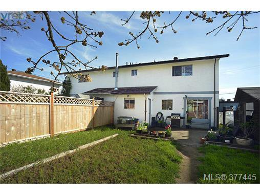Main Photo: 722 Danbrook Avenue in VICTORIA: La Langford Proper Strata Duplex Unit for sale (Langford)  : MLS®# 377445