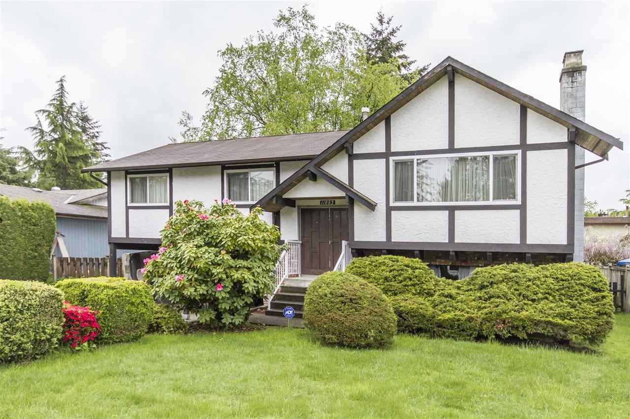 Main Photo: 11883 195B Street in Pitt Meadows: Central Meadows House for sale : MLS®# R2167308