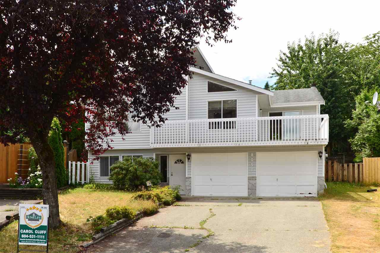 "Main Photo: 8051 138A Street in Surrey: East Newton House for sale in ""EAST NEWTON"" : MLS®# R2190169"