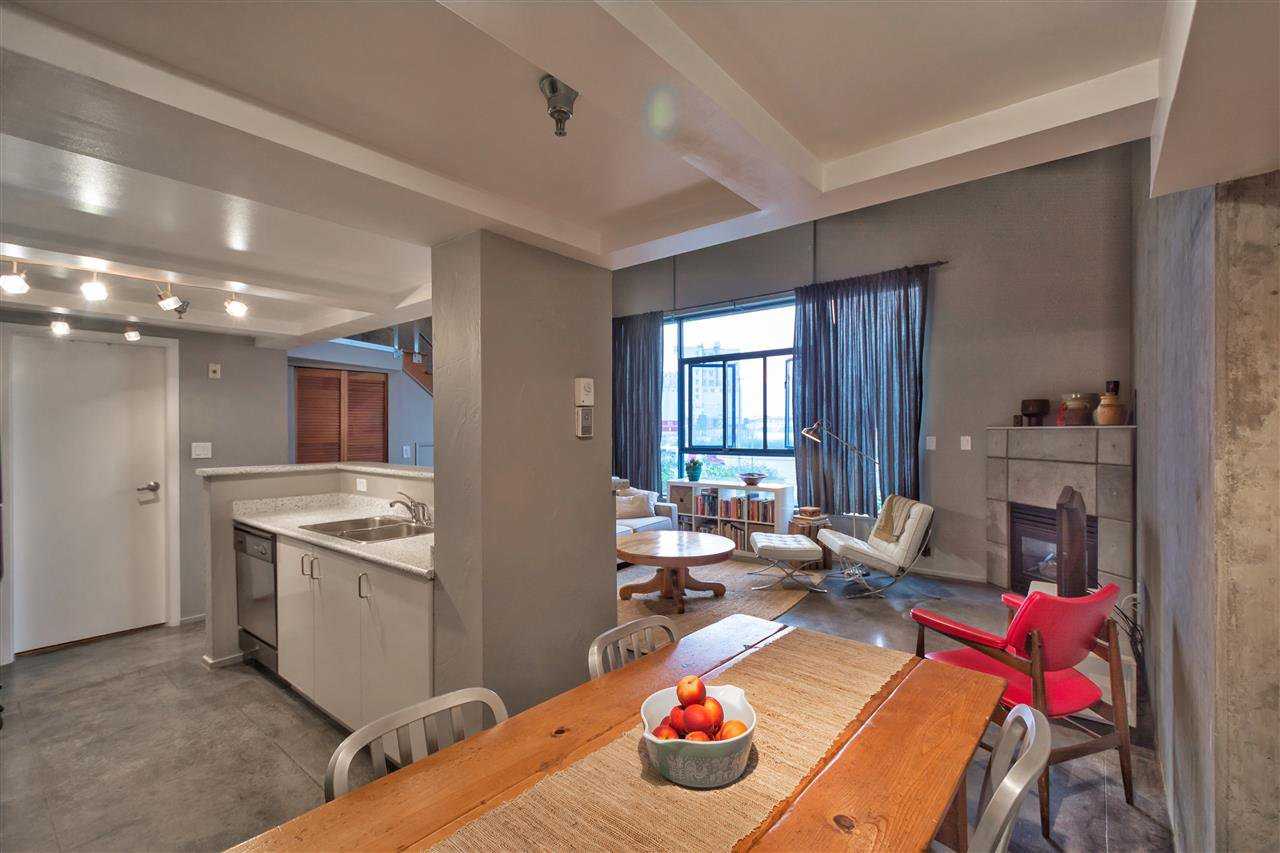 """Photo 10: Photos: 208 2001 WALL Street in Vancouver: Hastings Condo for sale in """"Cannery Row"""" (Vancouver East)  : MLS®# R2196751"""