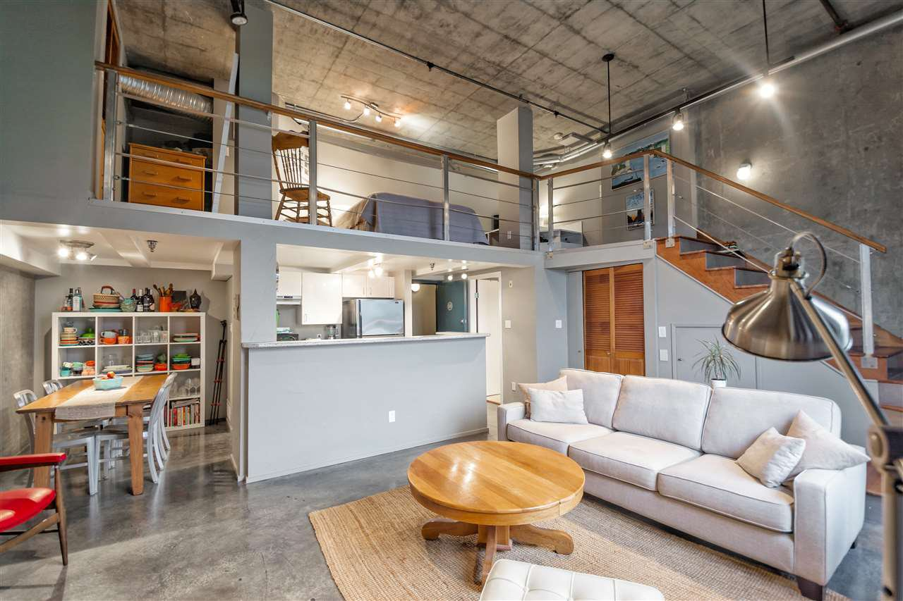 """Photo 8: Photos: 208 2001 WALL Street in Vancouver: Hastings Condo for sale in """"Cannery Row"""" (Vancouver East)  : MLS®# R2196751"""