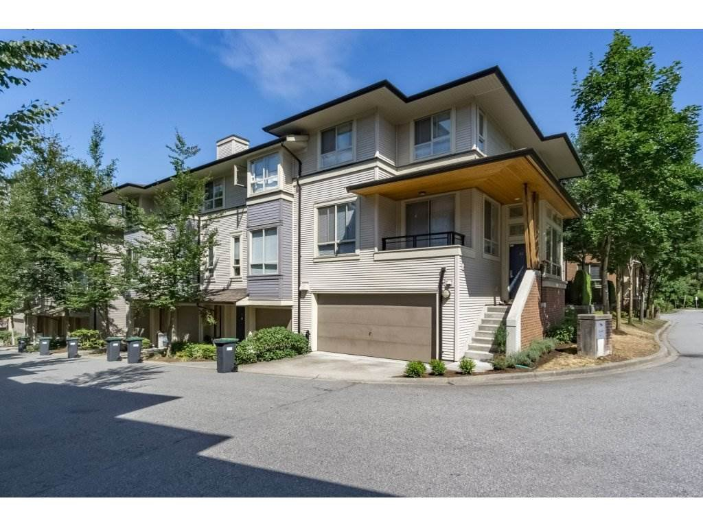 Main Photo: 64 100 KLAHANIE Drive in Port Moody: Port Moody Centre Townhouse for sale : MLS®# R2197843