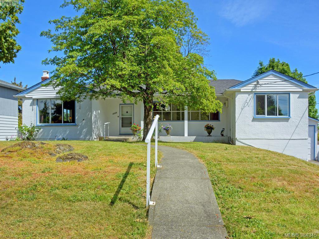 Main Photo: 3039 Balfour Ave in VICTORIA: Vi Burnside Single Family Detached for sale (Victoria)  : MLS®# 772501