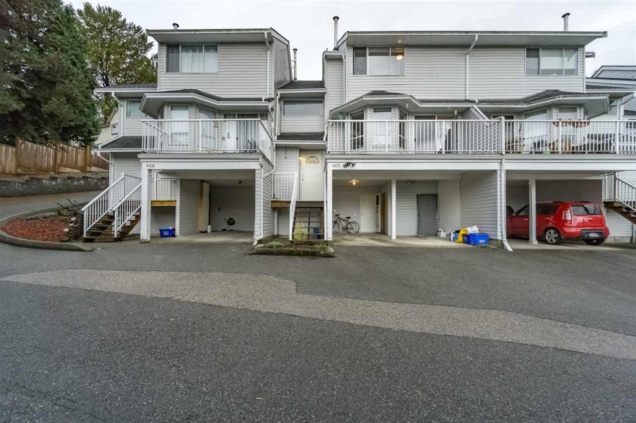 """Main Photo: 405 1176 FALCON Drive in Coquitlam: Eagle Ridge CQ Townhouse for sale in """"FALCON HILL"""" : MLS®# R2224566"""