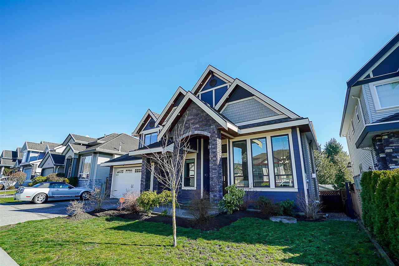 Main Photo: 8010 170 Street in Surrey: Fleetwood Tynehead House for sale : MLS®# R2248045