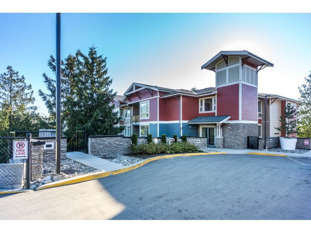 "Main Photo: 104 2238 WHATCOM Road in Abbotsford: Abbotsford East Condo for sale in ""Waterleaf"" : MLS®# R2260128"