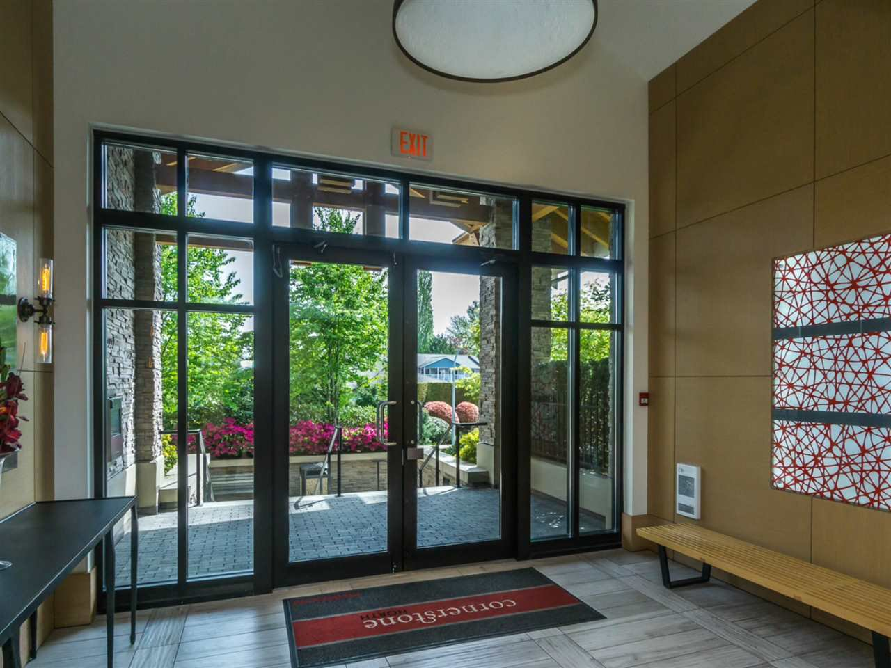 """Photo 2: Photos: 303 5655 210A Street in Langley: Salmon River Condo for sale in """"CORNERSTONE NORTH"""" : MLS®# R2267414"""
