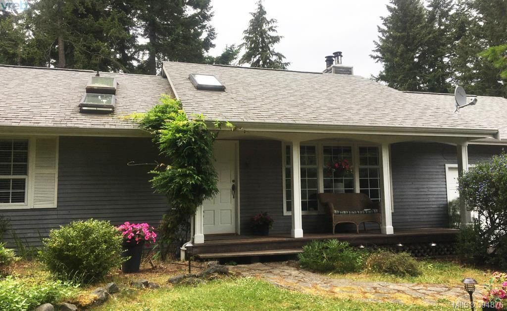 Main Photo: 116 Scotton Place in SALT SPRING ISLAND: GI Salt Spring Single Family Detached for sale (Gulf Islands)  : MLS®# 394876