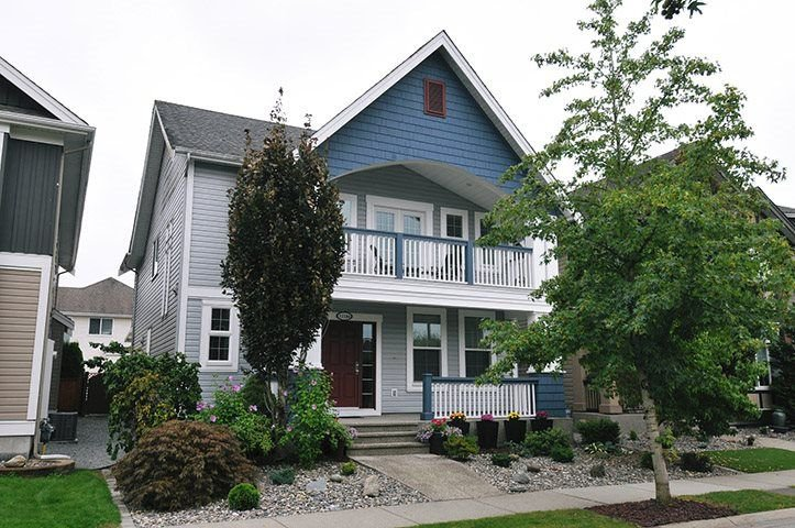 "Main Photo: 11184 CALLAGHAN Close in Pitt Meadows: South Meadows House for sale in ""River's Edge"" : MLS®# R2300327"