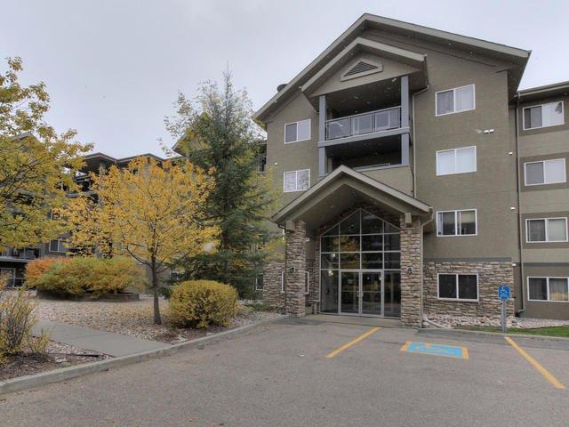 Main Photo: 411 279 SUDER GREENS Drive in Edmonton: Zone 58 Condo for sale : MLS®# E4130681
