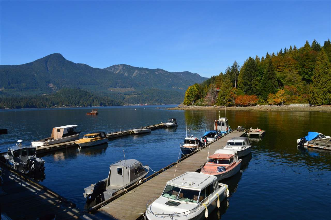 Main Photo: LOT 71 WEST BAY Road: Gambier Island Land for sale (Sunshine Coast)  : MLS®# R2313942