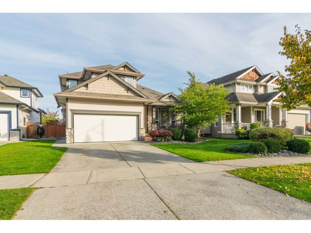 "Main Photo: 6218 166A Street in Surrey: Cloverdale BC House for sale in ""Clover Ridge Estates"" (Cloverdale)  : MLS®# R2316514"