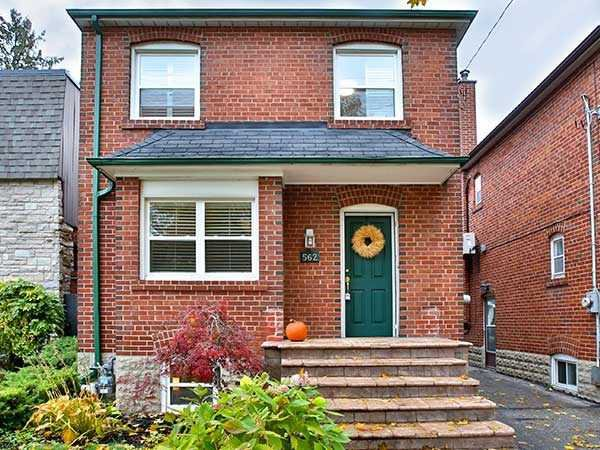 Main Photo: 562 Merton Street in Toronto: Mount Pleasant East House (2-Storey) for sale (Toronto C10)  : MLS®# C4301313