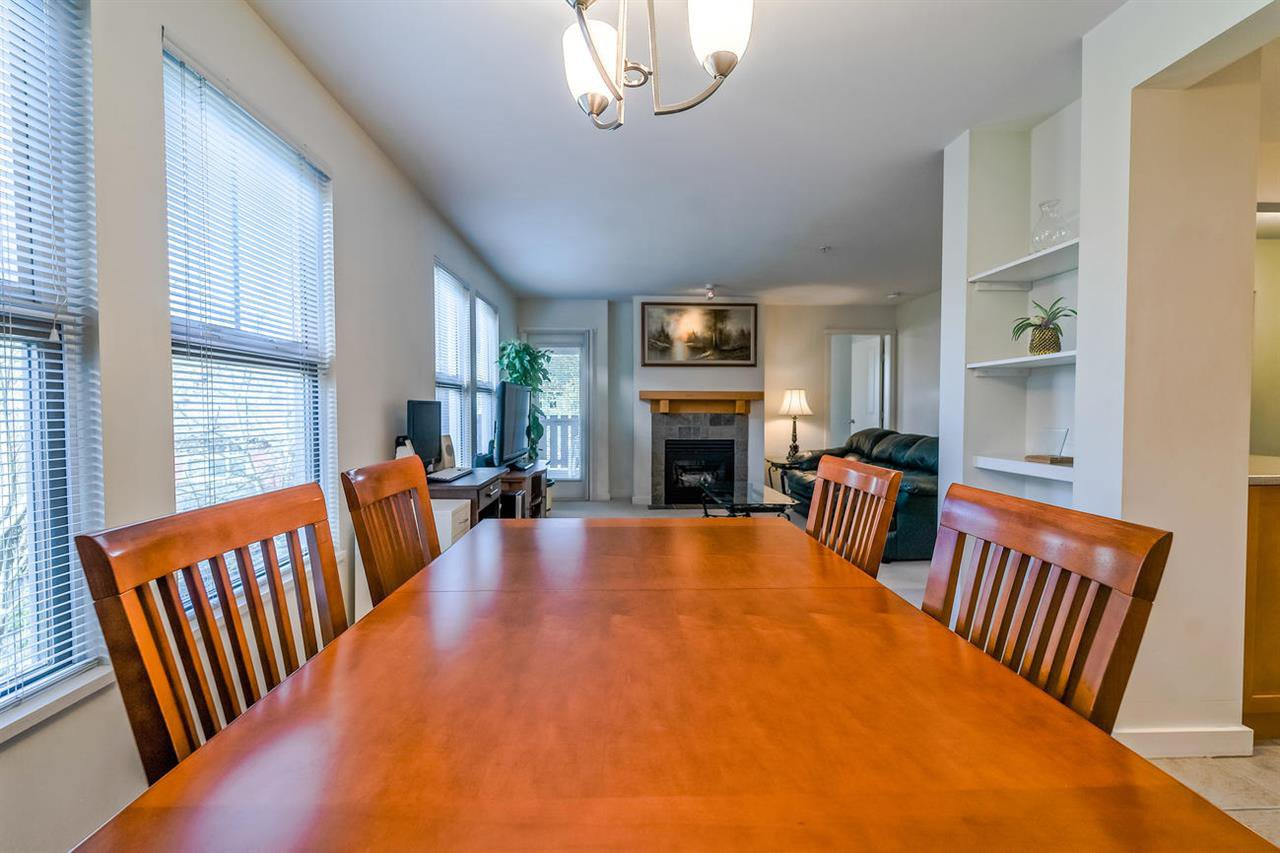 "Photo 7: Photos: 305 15 SMOKEY SMITH Place in New Westminster: GlenBrooke North Condo for sale in ""The Westerly"" : MLS®# R2353183"