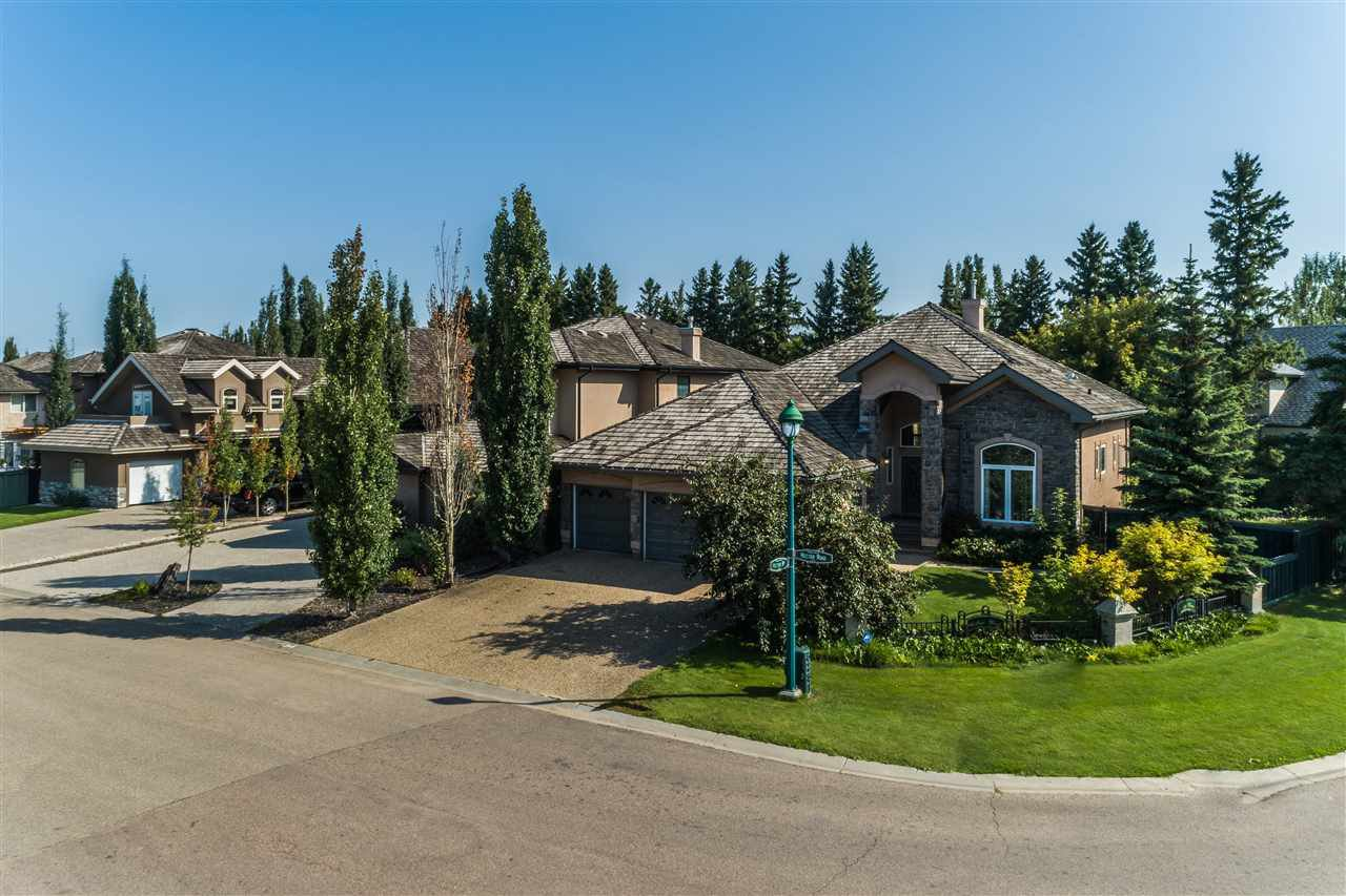 Main Photo: 1649 HECTOR Road in Edmonton: Zone 14 House for sale : MLS®# E4152125