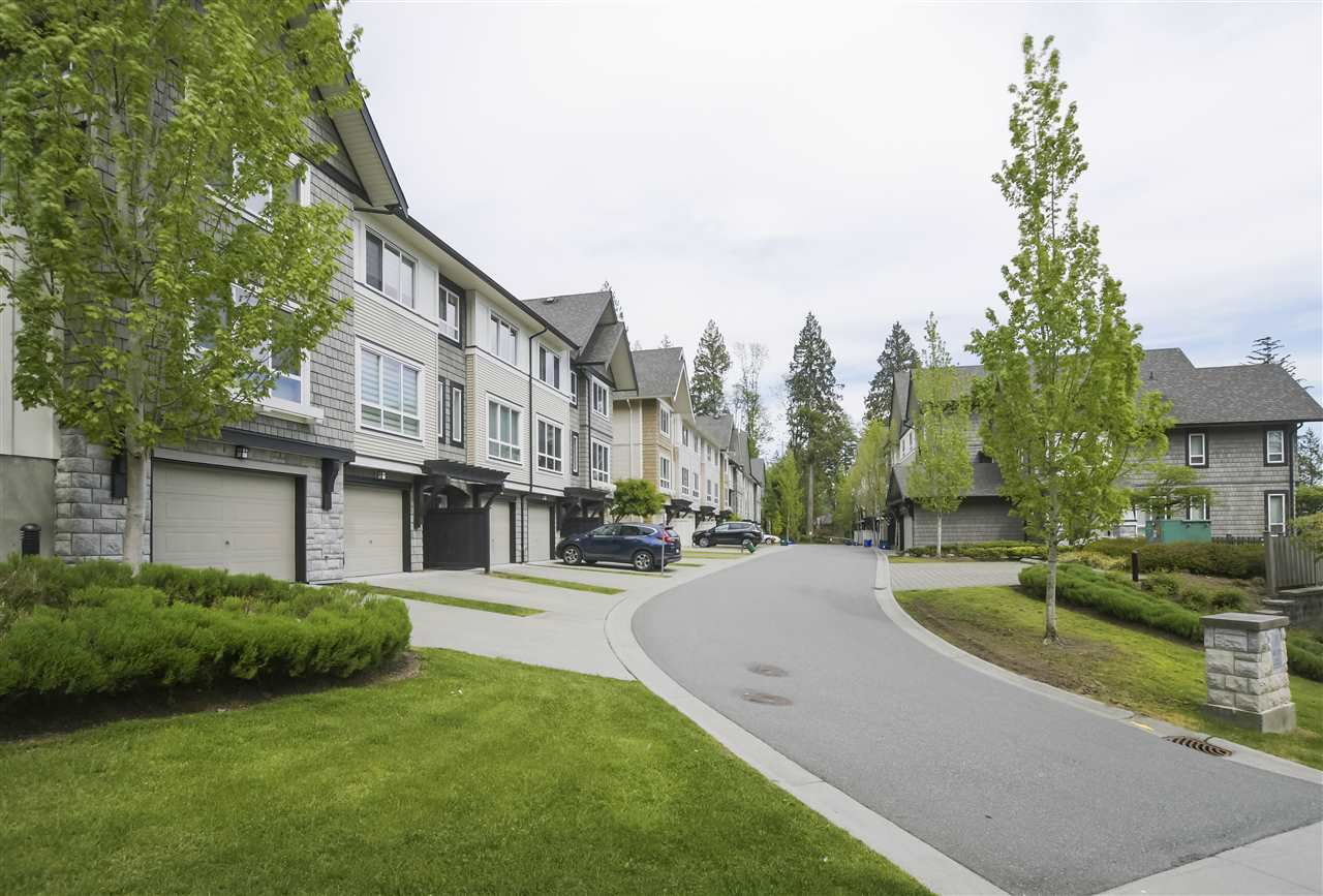 "Main Photo: 54 1305 SOBALL Street in Coquitlam: Burke Mountain Townhouse for sale in ""Tyneridge by Polygon"" : MLS®# R2366865"