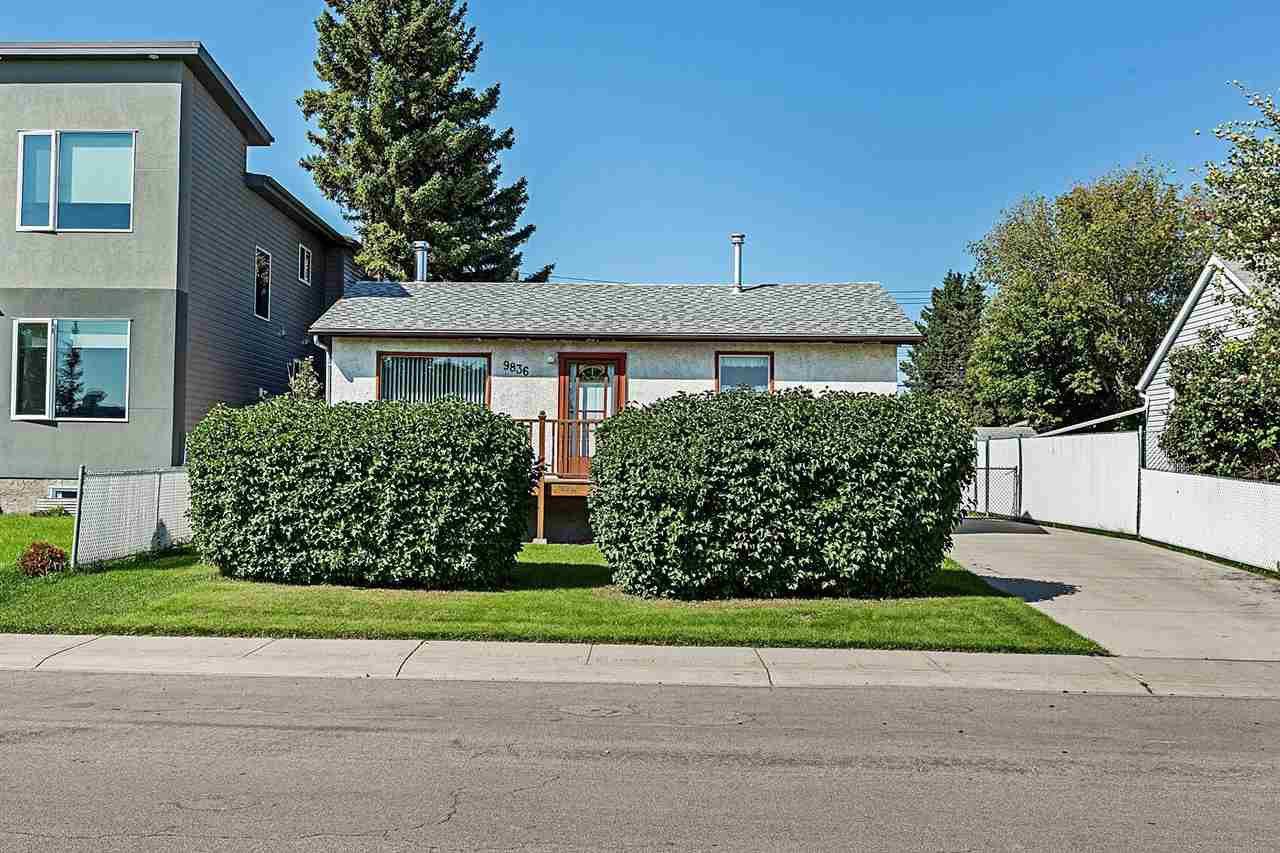 Main Photo: 9836 162 Street in Edmonton: Zone 22 House for sale : MLS®# E4171097