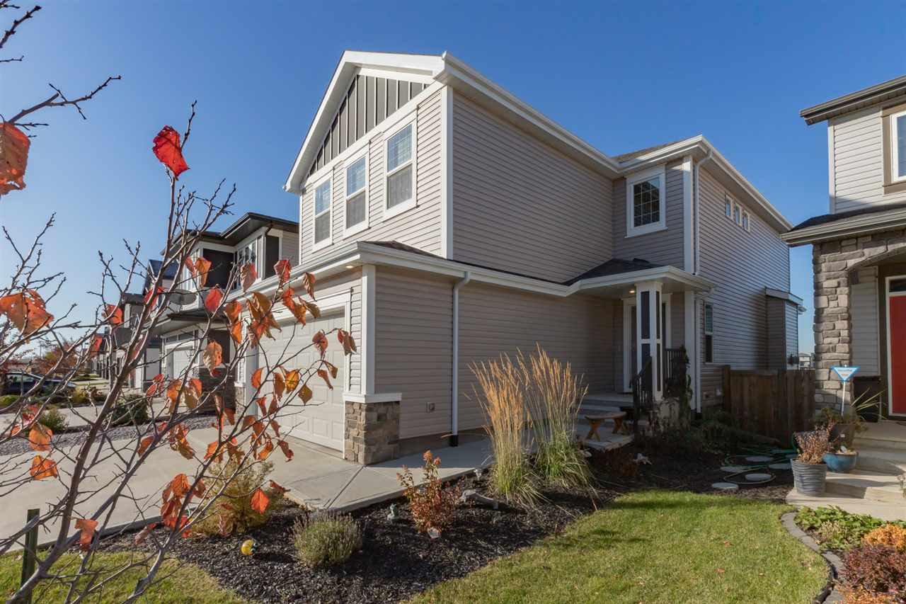 Main Photo: 1224 Secord Landing in Edmonton: Zone 58 House for sale : MLS®# E4176941