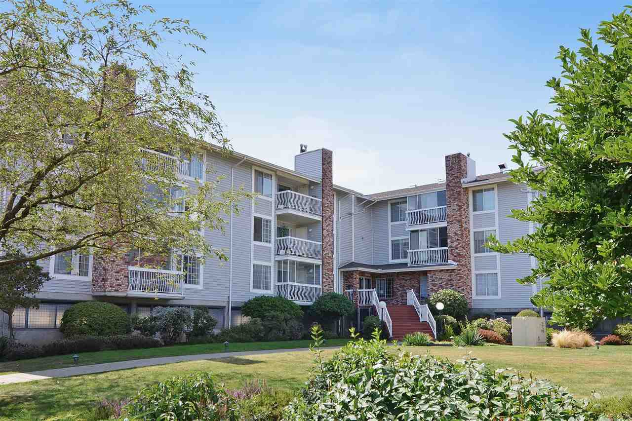 """Main Photo: 329 5379 205 Street in Langley: Langley City Condo for sale in """"Heritage Manor"""" : MLS®# R2427545"""