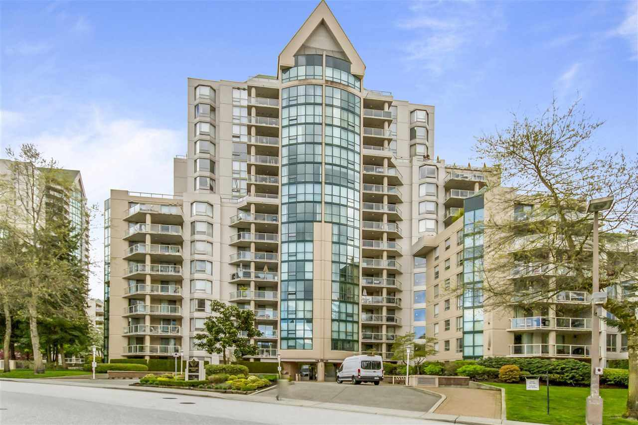 "Main Photo: 606 1189 EASTWOOD Street in Coquitlam: North Coquitlam Condo for sale in ""The Cartier"" : MLS®# R2432142"