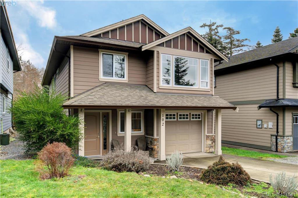 Main Photo: 102 6865 W Grant Road in SOOKE: Sk Sooke Vill Core Single Family Detached for sale (Sooke)  : MLS®# 421841