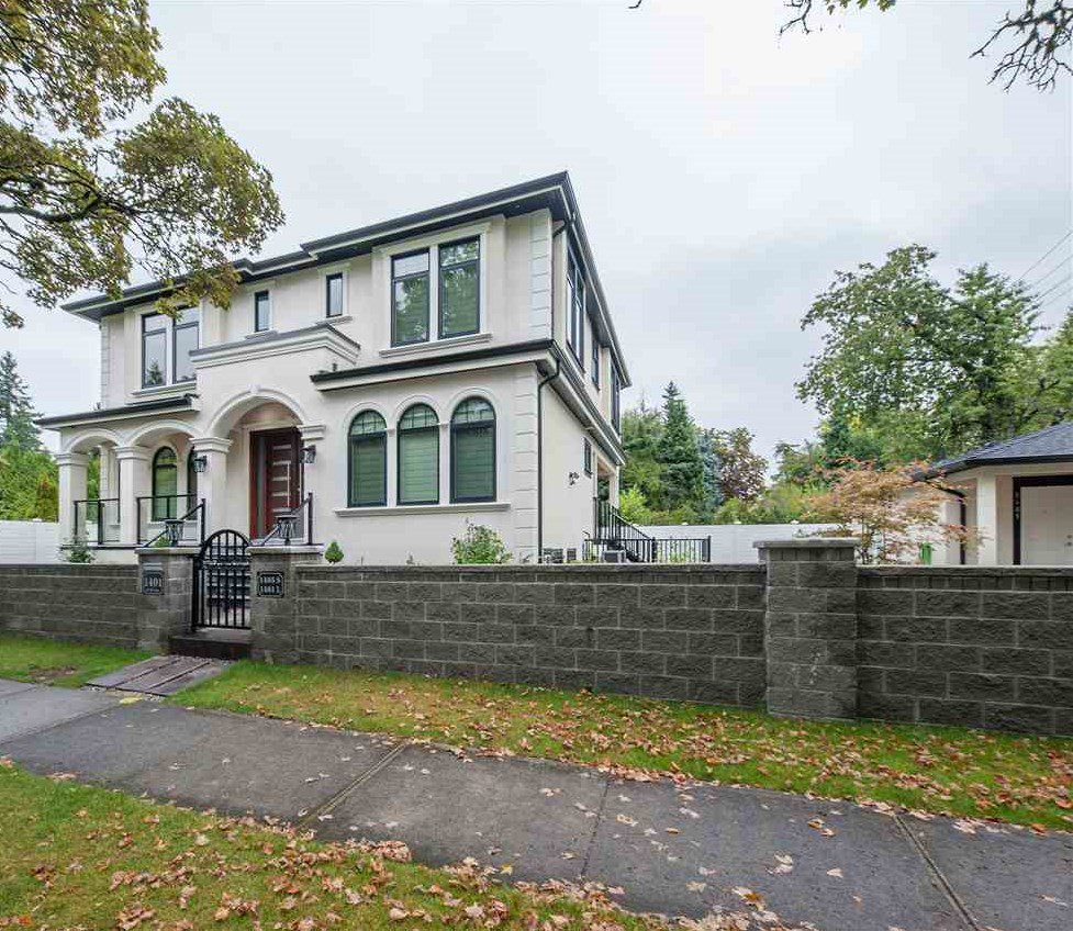 Main Photo: 1491 W 46TH AVENUE in Vancouver: South Granville House for sale (Vancouver West)  : MLS®# R2399126