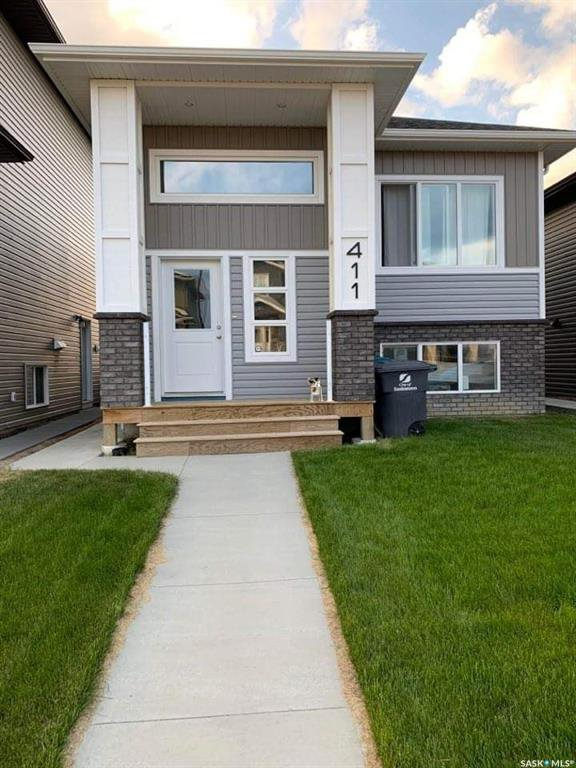 Main Photo: 411 Ells Way in Saskatoon: Kensington Residential for sale : MLS®# SK806427