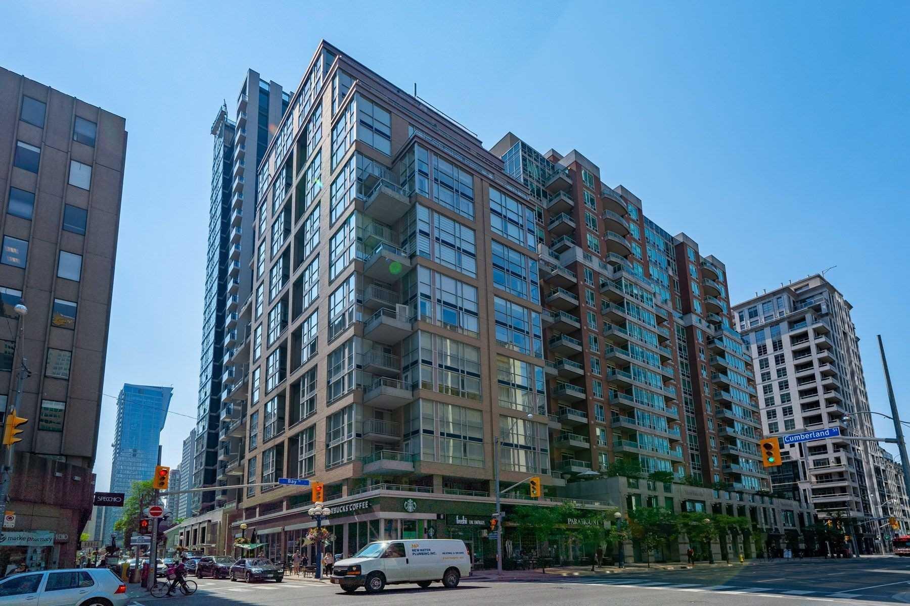 Main Photo: 1105 80 Cumberland Street in Toronto: Annex Condo for lease (Toronto C02)  : MLS®# C4832833