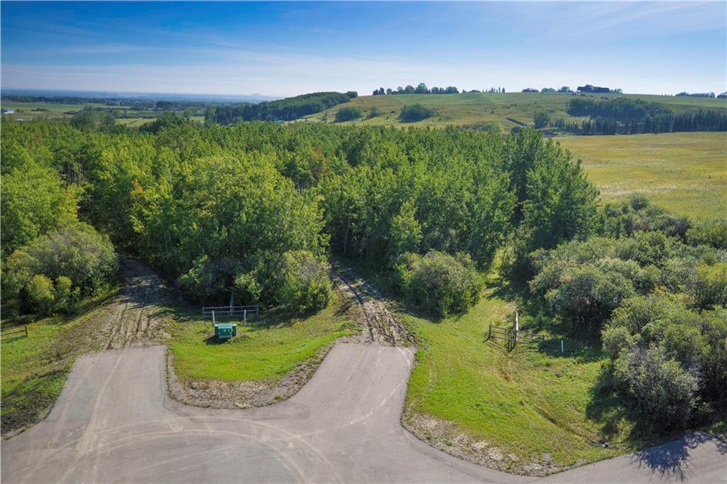 Main Photo: 88045 198 Avenue W: Rural Foothills County Land for sale : MLS®# A1022432