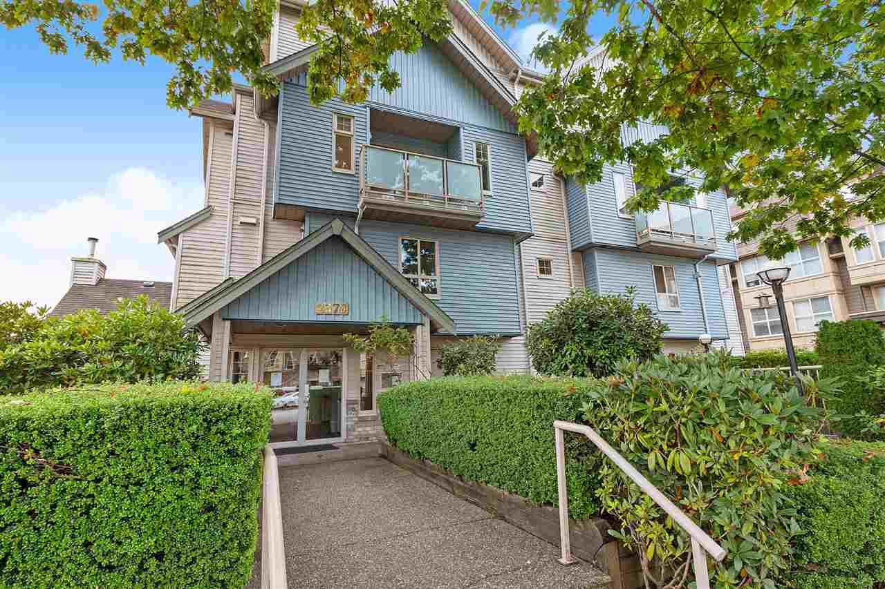 Main Photo: 25 2378 RINDALL Avenue in Port Coquitlam: Central Pt Coquitlam Condo for sale : MLS®# R2508923