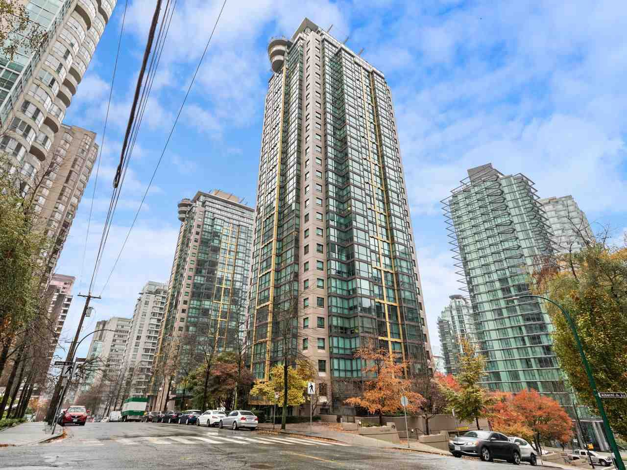"""Main Photo: 2102 1331 ALBERNI Street in Vancouver: West End VW Condo for sale in """"The Lions"""" (Vancouver West)  : MLS®# R2517604"""