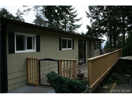 Main Photo: 63 5838 Blythwood Rd in SOOKE: Sk Saseenos Manufactured Home for sale (Sooke)  : MLS®# 656997