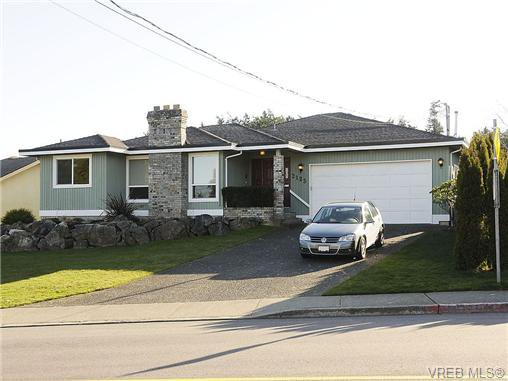 Main Photo: 2123 Ferndale Road in VICTORIA: SE Gordon Head Single Family Detached for sale (Saanich East)  : MLS®# 334232