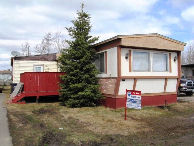 Main Photo: 179 9207 82ND Street in Fort St. John: Fort St. John - City SE Manufactured Home for sale (Fort St. John (Zone 60))  : MLS®# N235550