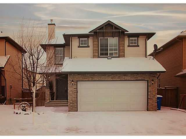 Main Photo: 108 CRYSTAL SHORES Manor: Okotoks Residential Detached Single Family for sale : MLS®# C3635050