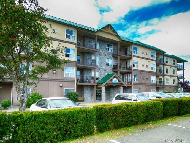 Main Photo: 311 280 S Dogwood St in CAMPBELL RIVER: CR Campbell River Central Condo for sale (Campbell River)  : MLS®# 684681