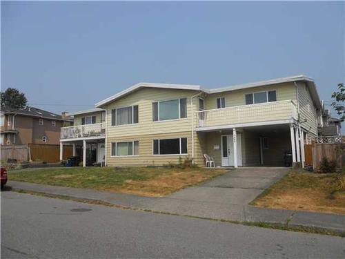 Main Photo: 7590 DAVIES Street in Burnaby East: Edmonds BE Home for sale ()  : MLS®# V849578