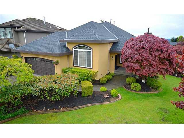 "Main Photo: 2620 MARBLE Court in Coquitlam: Westwood Plateau House for sale in ""WESTWOOD PLATEAU"" : MLS®# V1121055"