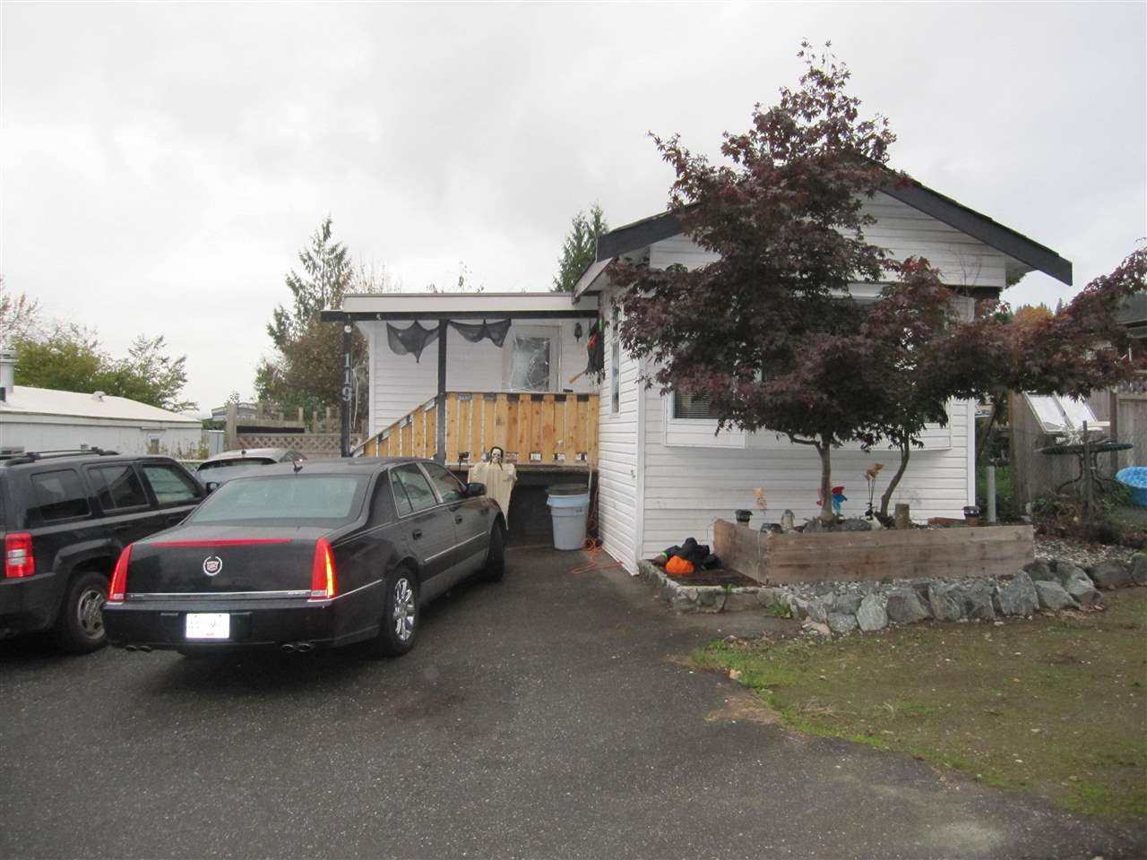 "Main Photo: 119 10221 WILSON Street in Mission: Stave Falls Manufactured Home for sale in ""Triple Creek Estates"" : MLS®# R2010419"