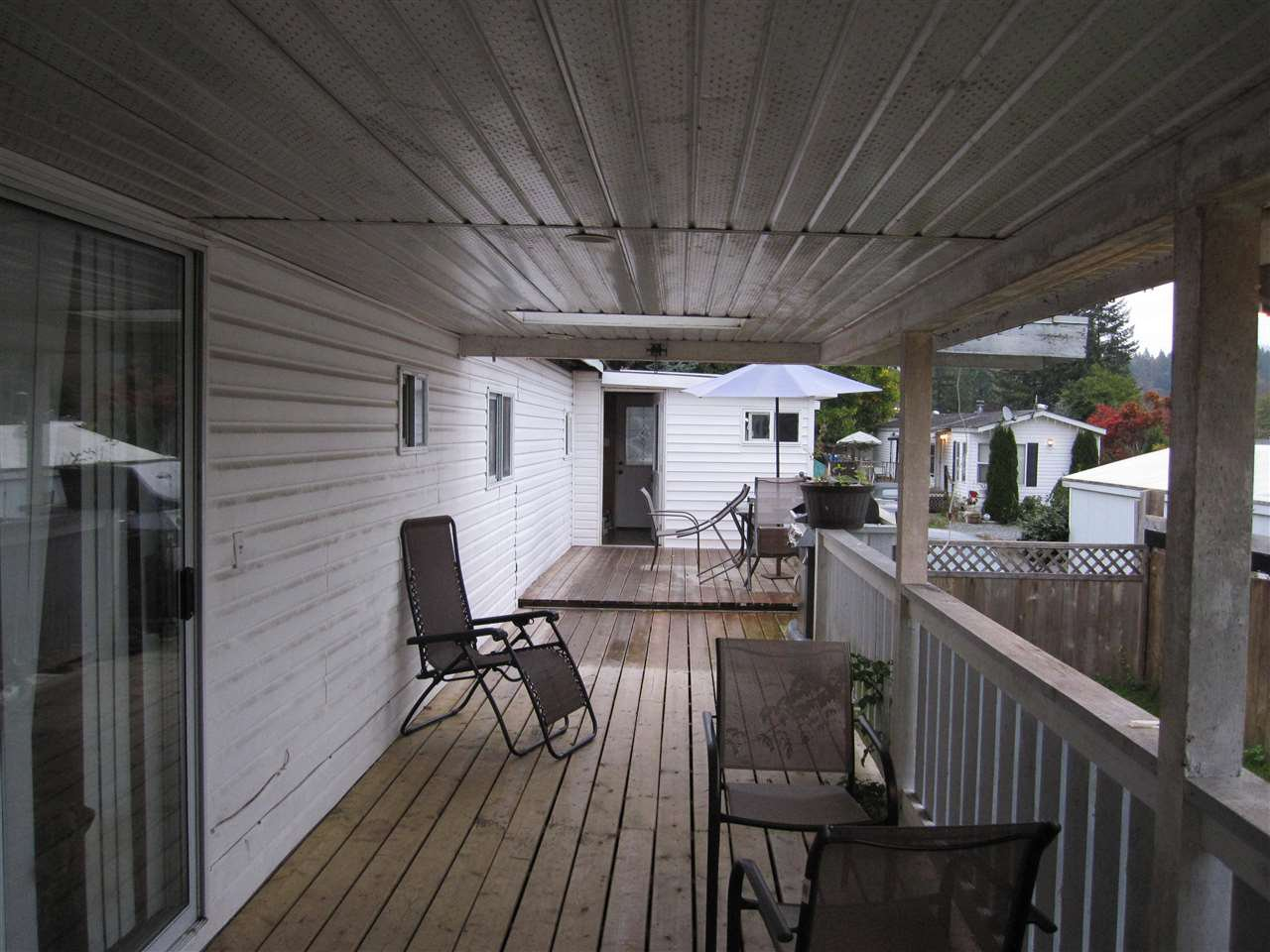 """Photo 9: Photos: 119 10221 WILSON Street in Mission: Stave Falls Manufactured Home for sale in """"Triple Creek Estates"""" : MLS®# R2010419"""