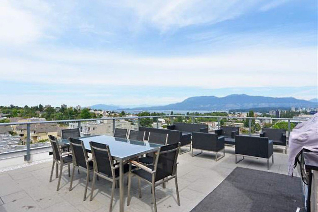 "Photo 28: Photos: 628 1777 W 7TH Avenue in Vancouver: Fairview VW Condo for sale in ""Kits 360"" (Vancouver West)  : MLS®# R2026971"
