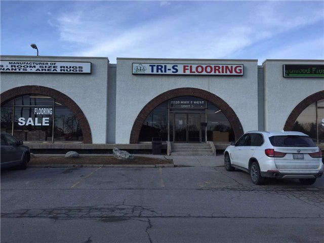 Main Photo: 3 2220 Hwy 7 in Vaughan: Concord Property for lease : MLS®# N3423213
