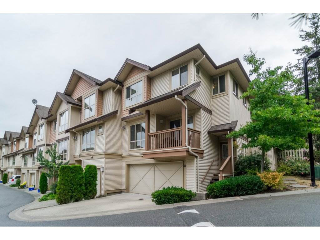 "Main Photo: 23 20350 68 Avenue in Langley: Willoughby Heights Townhouse for sale in ""SUNRIDGE"" : MLS®# R2096469"