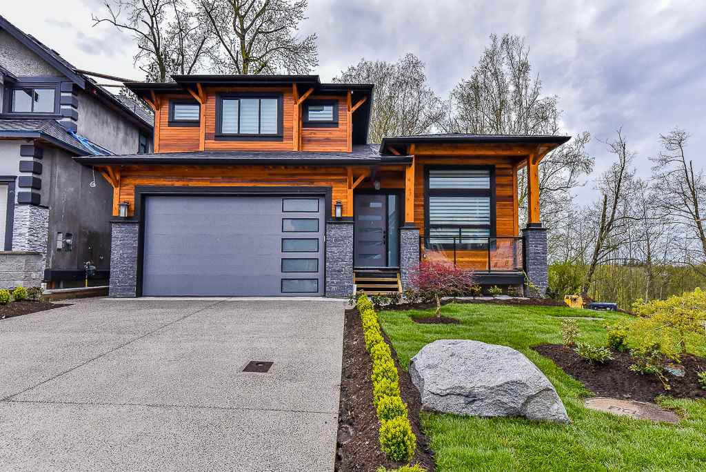 Main Photo: 3443 HILL PARK Place in Abbotsford: Abbotsford West House for sale : MLS®# R2157741