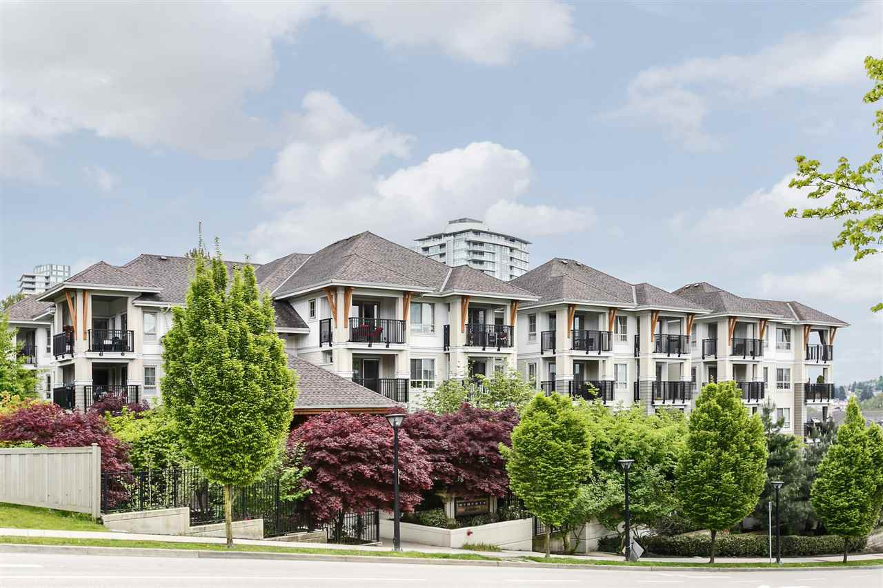 "Main Photo: 419 2088 BETA Avenue in Burnaby: Brentwood Park Condo for sale in ""MEMENTO"" (Burnaby North)  : MLS®# R2164142"