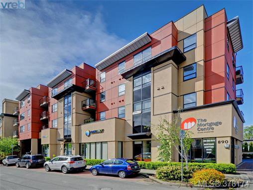 Main Photo: 115 880 Short St in VICTORIA: SE Quadra Row/Townhouse for sale (Saanich East)  : MLS®# 759349