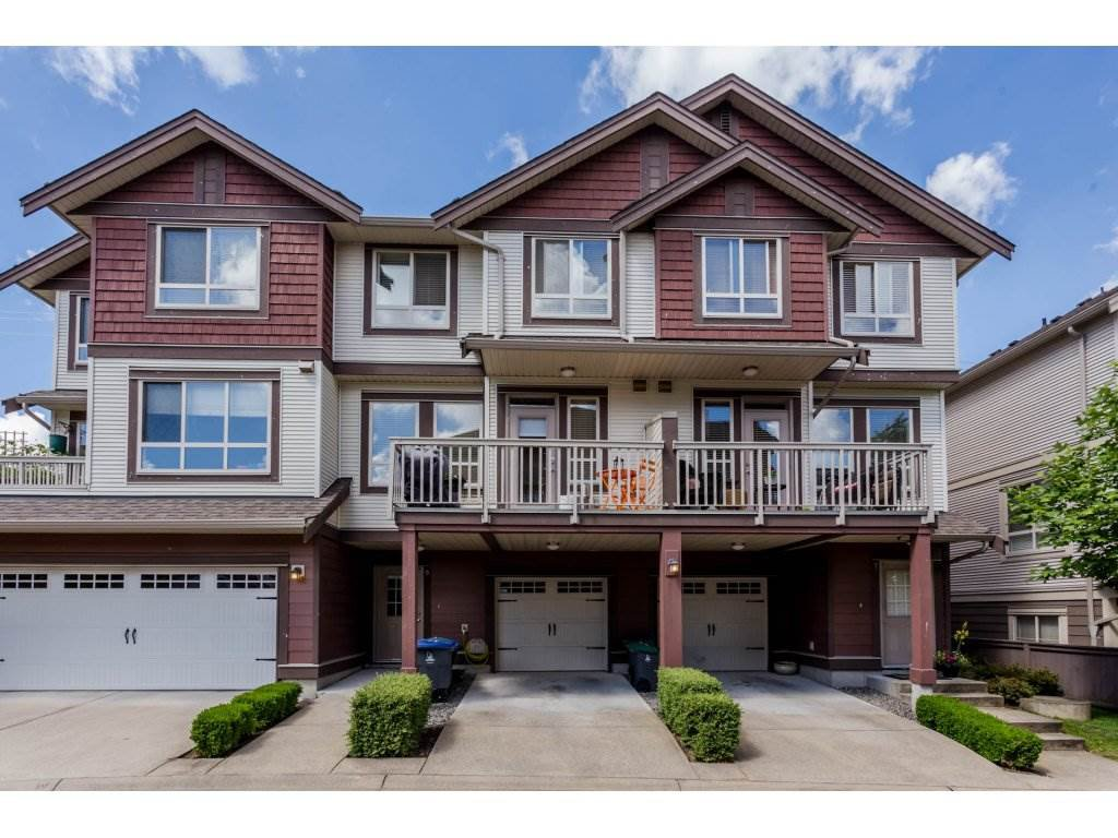 "Photo 20: Photos: 8 19560 68TH Avenue in Surrey: Clayton Townhouse for sale in ""SOLANA"" (Cloverdale)  : MLS®# R2179592"