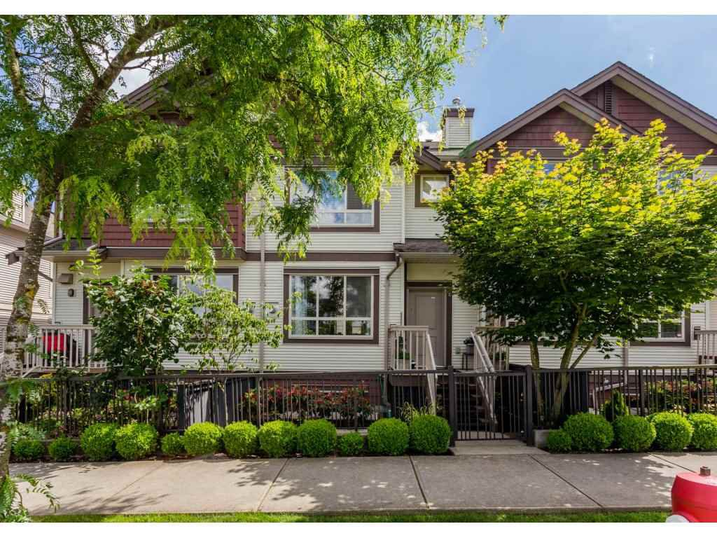 "Photo 1: Photos: 8 19560 68TH Avenue in Surrey: Clayton Townhouse for sale in ""SOLANA"" (Cloverdale)  : MLS®# R2179592"